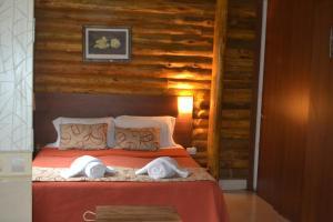 Mendoza Sol y Nieve, Lodges  Potrerillos - big - 22