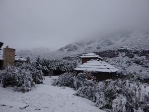 Mendoza Sol y Nieve, Lodges  Potrerillos - big - 24
