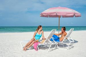 Sandcastle Resort at Lido Beach, Resorts  Sarasota - big - 18