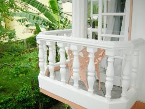 3-personersværelse med balkon