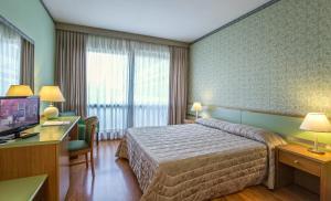 Hotel Savoia Thermae & Spa, Szállodák  Abano Terme - big - 11