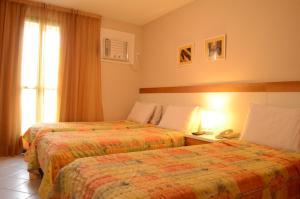Praia do Pontal Apart Hotel, Апарт-отели  Рио-де-Жанейро - big - 37