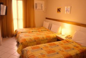 Praia do Pontal Apart Hotel, Апарт-отели  Рио-де-Жанейро - big - 38