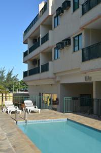 Praia do Pontal Apart Hotel, Апарт-отели  Рио-де-Жанейро - big - 40