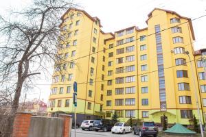 Apartment na Shashkevicha 16, Apartmány  Truskavec - big - 4