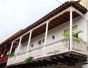 Hotel Santa Cruz, Hotel  Cartagena de Indias - big - 35