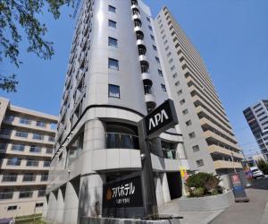 APA Hotel Sapporo Susukino, Hotel  Sapporo - big - 1