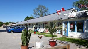 The Maplewood Motel, Мотели  Port Elgin - big - 29