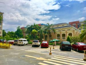 Chateau Elysee Ritz, Apartmanok  Manila - big - 18