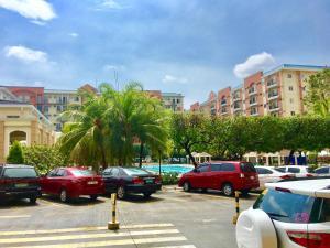 Chateau Elysee Ritz, Apartmanok  Manila - big - 20