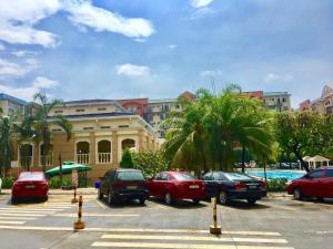 Chateau Elysee Ritz, Apartmanok  Manila - big - 21