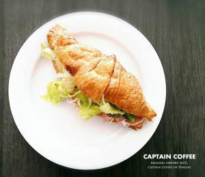 Penghu Captain coffee B&B, Priváty  Huxi - big - 22