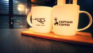 Penghu Captain coffee B&B, Priváty  Huxi - big - 19