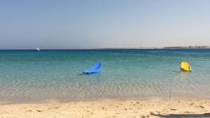 Azzurra two-Bedroom Apartment at Sahl Hasheesh, Apartmány  Hurghada - big - 1