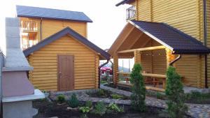 Guesthouse Eco Usadba