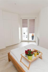 Light Rooms Apartment, Apartments  Kraków - big - 25