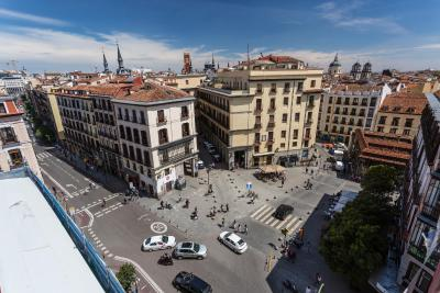 Petit Palace Mayor Plaza(Petit Palace Mayor Plaza (佩蒂特宫市长广场酒店))