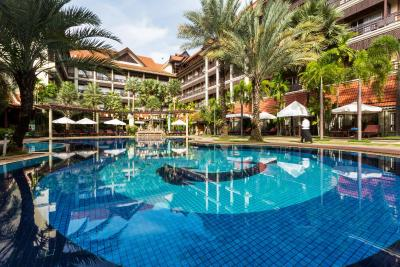 Empress Angkor Resort and Spa(Empress Angkor Hotel (吴哥女王酒店))