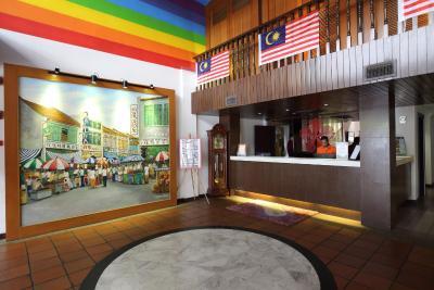 Swiss Inn Chinatown Kuala Lumpur(Swiss Inn Kuala Lumpur - an International Hip Hotel (吉隆坡瑞士旅馆))