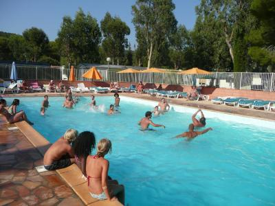 Camping Parc Valrose   Camping In La Londe Les Maures In Le Var (83), 5 Km  From Bormes Les Mimosas