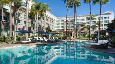 DoubleTree by Hilton San Diego/Del Mar(DoubleTree by Hilton San Diego/Del Mar (圣地亚哥/德尔马希尔顿逸林酒店))