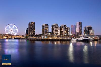 Grand Mercure Apartments Docklands(Grand Mercure Apartments Docklands (多克兰斯马魁尔公寓大酒店))