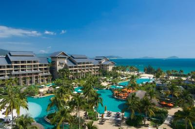 Hilton Sanya Yalong Bay Resort & Spa(金茂三亚希尔顿大酒店)