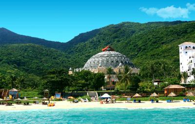 Yalong Bay Universal Resort Sanya(三亚亚龙湾环球城大酒店)