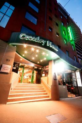 The Crossley Hotel(The Crossley Hotel (克罗斯利酒店))