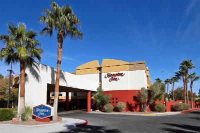 Hampton Inn Las Vegas/Summerlin(Hampton Inn Las Vegas/Summerlin (拉斯维加斯萨默林假日酒店))