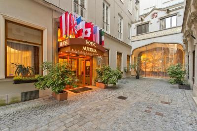 Hotel Austria - Wien(Hotel Austria - Wien (奥地利-维也纳酒店))