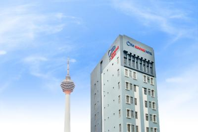 Citin Seacare Pudu by Compass Hospitality(Citin Hotel Pudu (可母帕斯酒店))