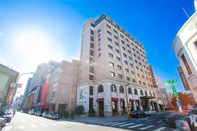 Fushin Hotel Taichung(台中富信大飯店)