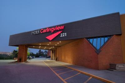 Hotel Carlingview Toronto Airport(Hotel Carlingview Toronto Airport (多伦多机场卡灵威尔酒店))