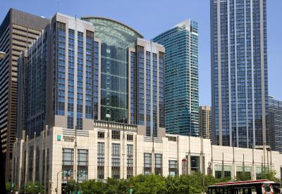 Embassy Suites Chicago Downtown Magnificent Mile(Embassy Suites Chicago - Downtown/Lakefront (芝加哥市区/湖畔大使馆套房酒店))