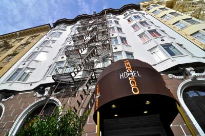 Hotel Vertigo San Francisco(Hotel Vertigo San Francisco (旧金山维体格酒店))
