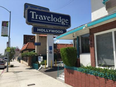 Hollywood Travelodge(Hollywood Travelodge (好莱坞旅程住宿酒店))