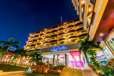 J.A.Villa Pattaya Hotel(J.A.Villa Pattaya Hotel (芭提雅J.A.别墅酒店))