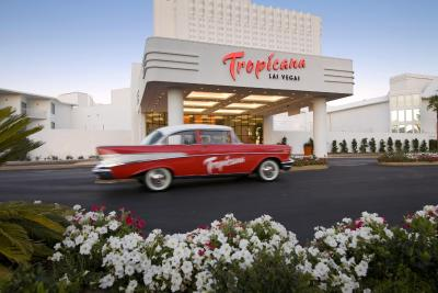 Tropicana Las Vegas a DoubleTree by Hilton Hotel and Resort(Tropicana Las Vegas a DoubleTree by Hilton Hotel and Resort (热带拉斯维加斯希尔顿逸林酒店))
