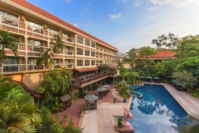 Prince d'Angkor Hotel & Spa(Prince d'Angkor Hotel & Spa (吴哥王子温泉酒店))