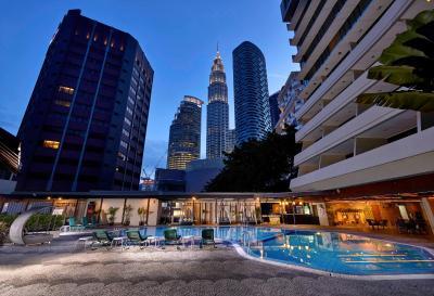 Corus Hotel Kuala Lumpur(Corus Hotel Kuala Lumpur (吉隆坡克鲁斯酒店))