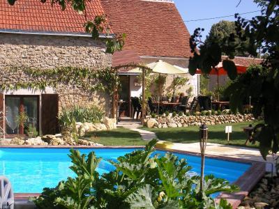 Chambres D'Hôtes La Vallée Des Vignes, Chambres D'Hôtes Monthou Sur Cher