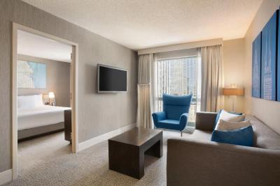 Hilton Chicago/Magnificent Mile Suites(Hilton Suites Chicago/Magnificent Mile (芝加哥壮丽大道希尔顿套房酒店))