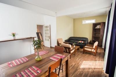 Small Cozy Studio Apartment, Wohnung Quatre Bornes