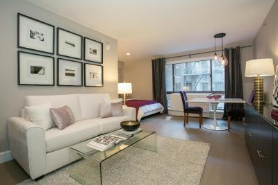 Luxury Studio Wohnung - Midtown West B, Wohnung New York City