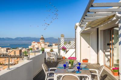 La Terrazza Di Olimpia, Apartment Cagliari