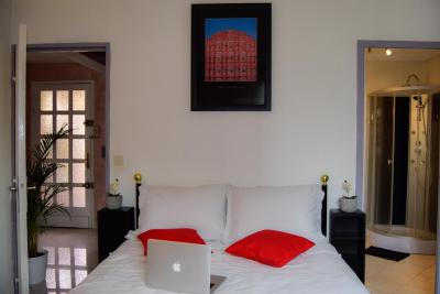 Maison moderne disneyland vakantiehuis villenoy