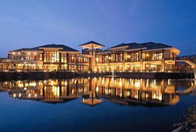 Grand Metropark Resort Sanya(三亚维景国际度假酒店)