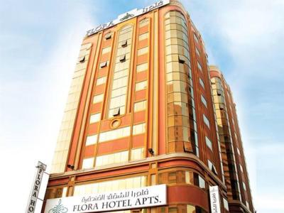 Florida City Hotel Apartments (Previously Flora Hotel Apartments), Appartu0027hotels  Dubaï