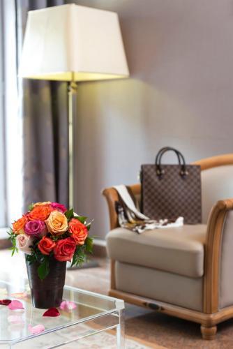 Hotel Bac Saint-Germain photo 32